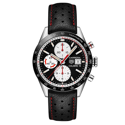 tag-heuer tag-heuer-carrera - Carrera Calibro 16 55th Anniversary Special Edition