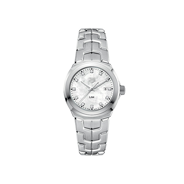 tag-heuer LINK - Link Lady