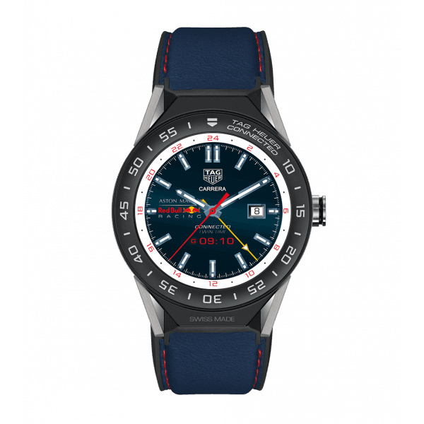 tag-heuer CONNECTED - Connected Modular 45 Edizione Speciale Aston Martin Red Bull Racing