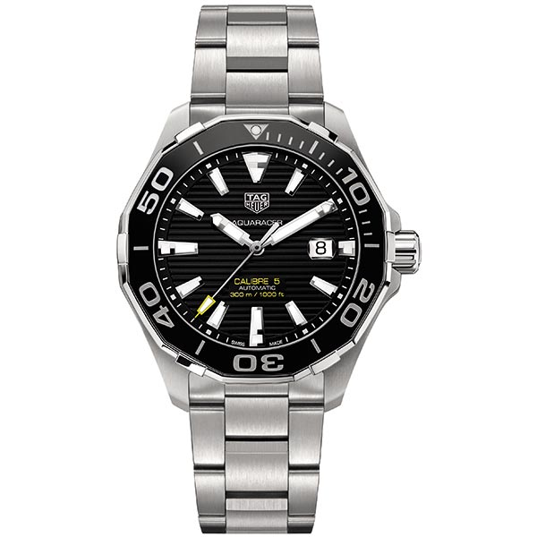 tag-heuer AQUARACER - CALIBRE 5
