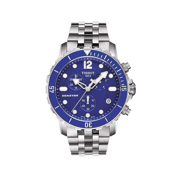 Seastar Chronograph Blue