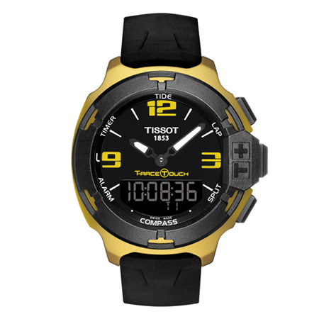 TISSOT T-RACE TOUCH TOUR DE FRANCE