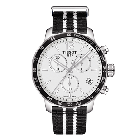 TISSOT QUICKSTER CHRONOGRAPH NBA SAN ANTONIO SPURS
