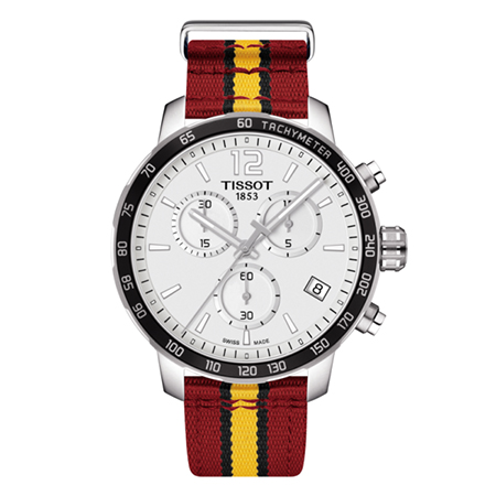 TISSOT QUICKSTER CHRONOGRAPH NBA MIAMI HEAT