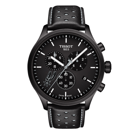 TISSOT CHRONO XL NBA SAN ANTONIO SPURS EDITION