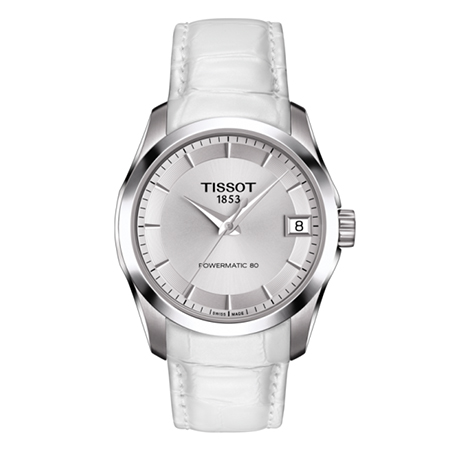 tissot TISSOT COUTURIER POWERMATIC 80 LADY