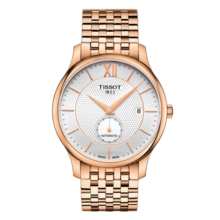 tissot TISSOT TRADITION AUTOMATIC SMALL SECOND