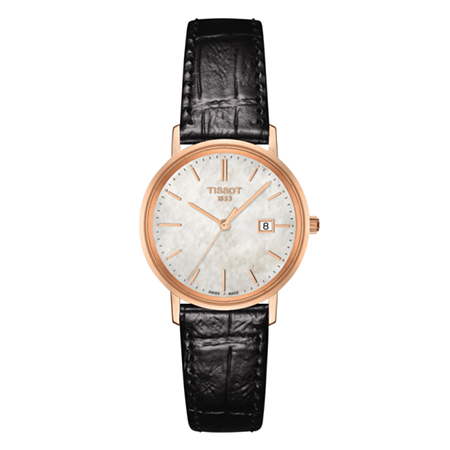 tissot TISSOT GOLDRUN LADY 18K GOLD