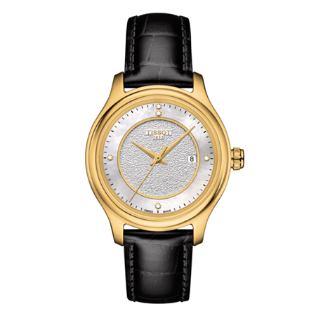 tissot TISSOT FASCINATION LADY 18K GOLD