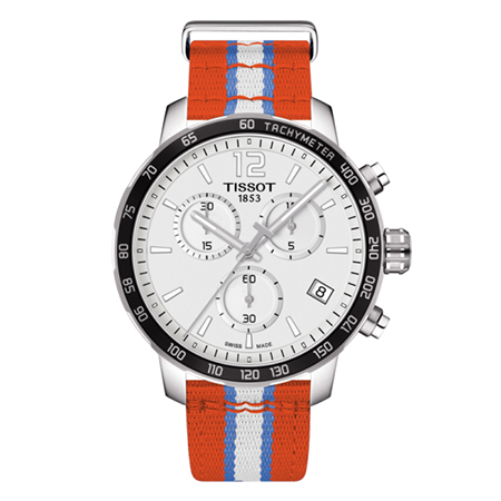 TISSOT QUICKSTER CHRONOGRAPH NBA OKLAHOMA CITY THUNDER