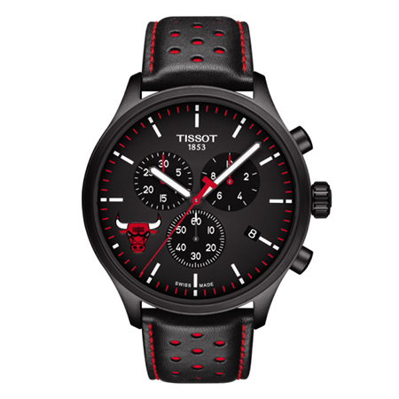 TISSOT CHRONO XL NBA CHICAGO BULLS EDITION