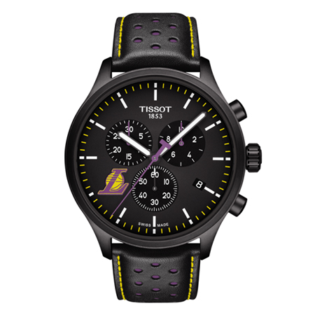 TISSOT CHRONO XL NBA LOS ANGELES LAKERS EDITION