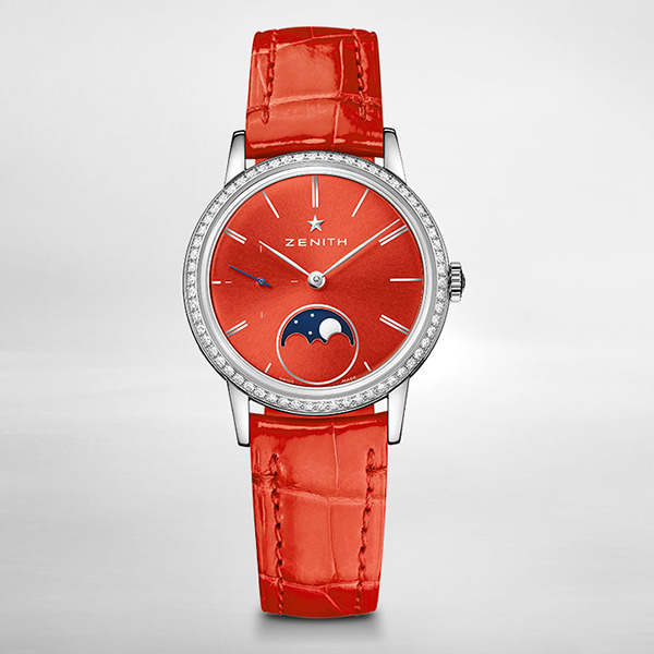 zenith LADY MOONPHASE - 33.00